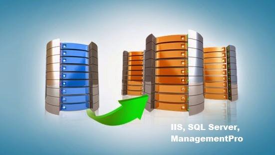 Migración de servidor ManagementPro a otro equipo