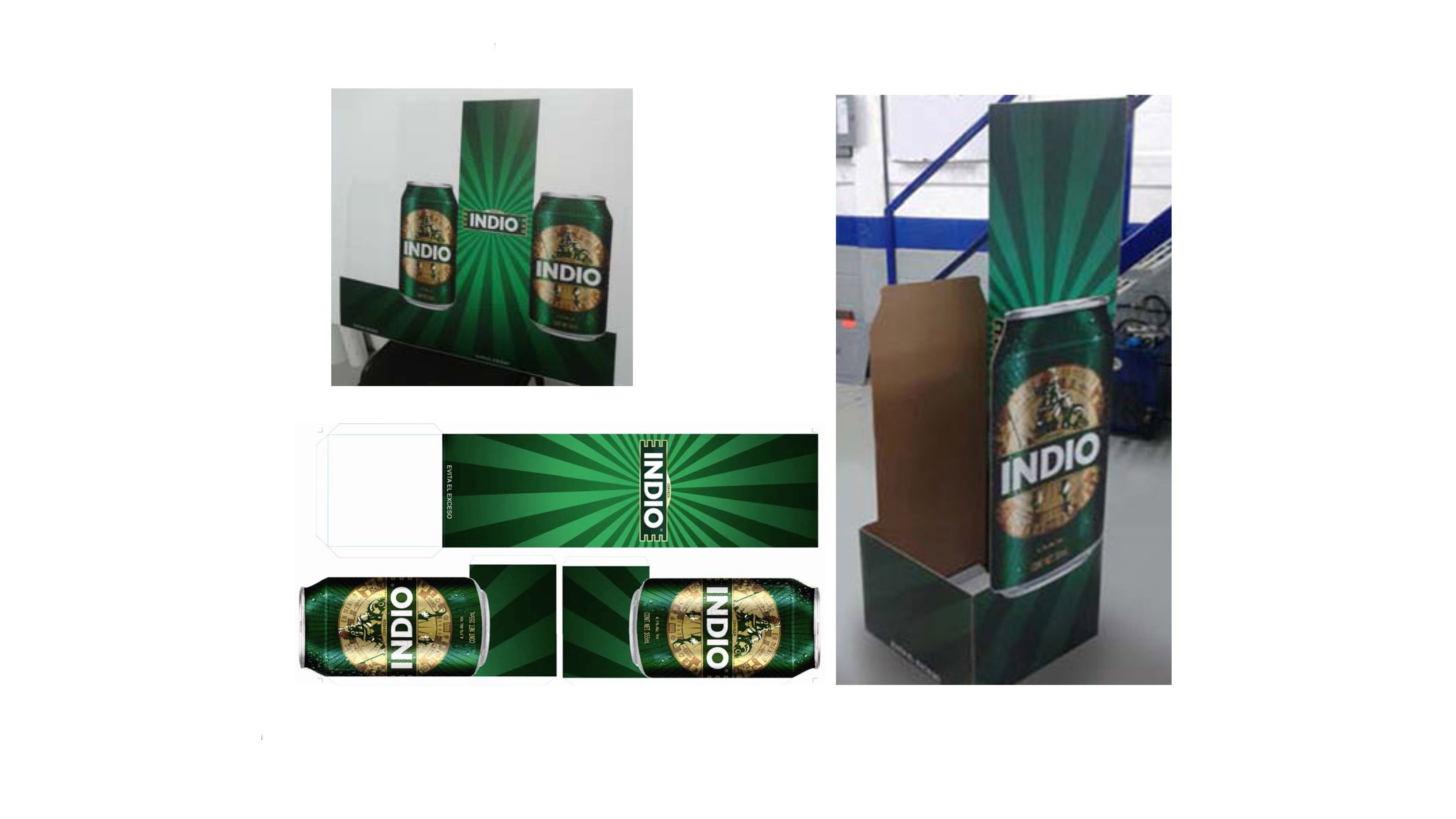 Diseño de Cajas y Empaques