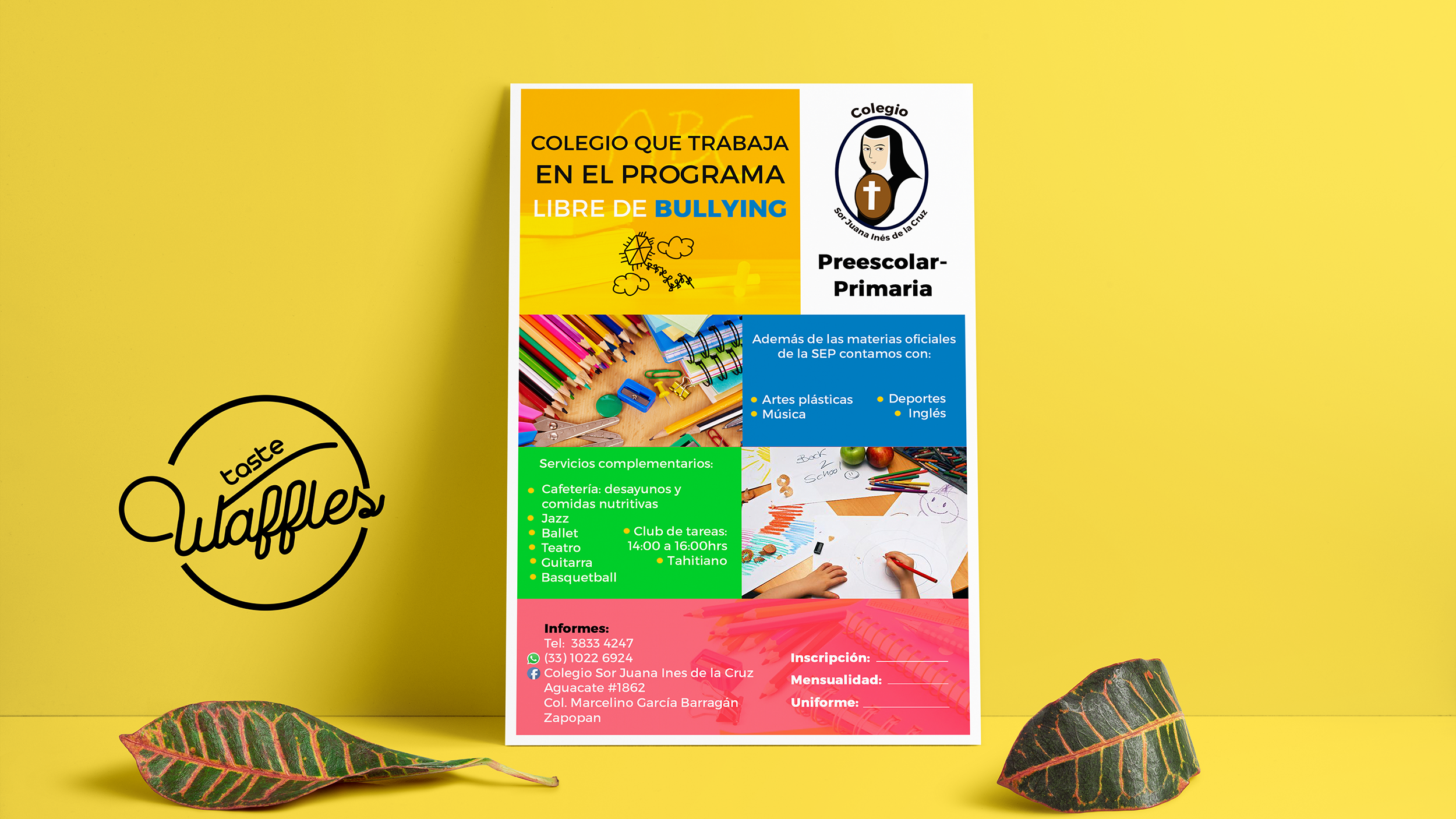 Flyers y Posters