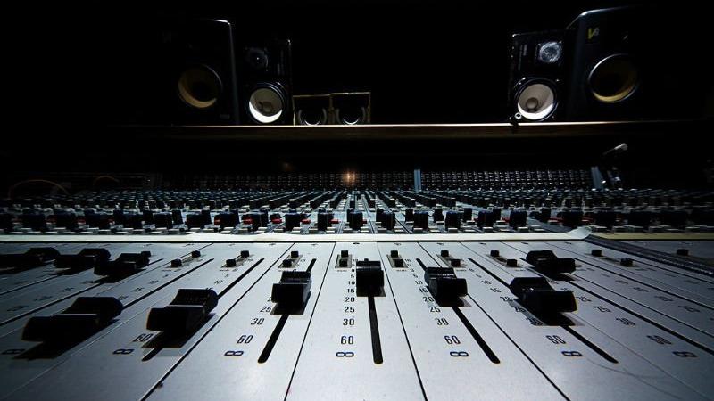 Mezcla de audio