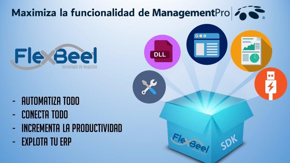 Desarrollamos con el SDK de Management PRO