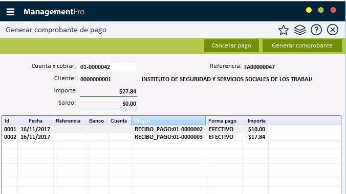 Capacitación complemento de pago CFDI 3.3