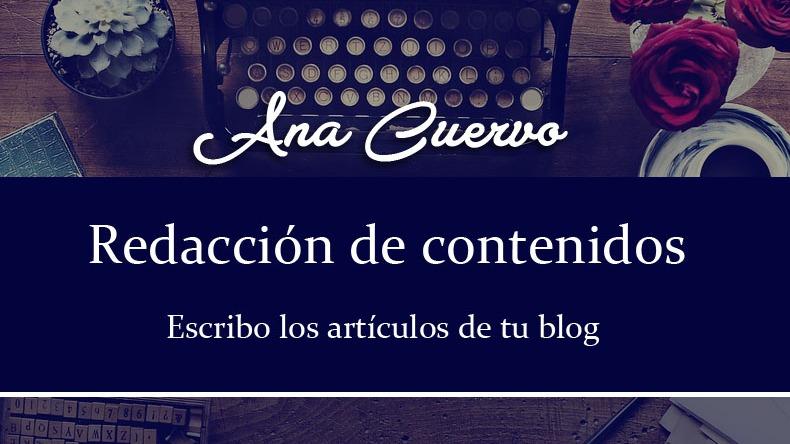 Artículo para blog