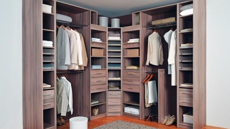 Dise o de closet nubia24 for Diseno zapateras para closet