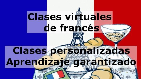 Clases de Francés (Niveles principiantes, intermedios y avanzados) DELF/DALF