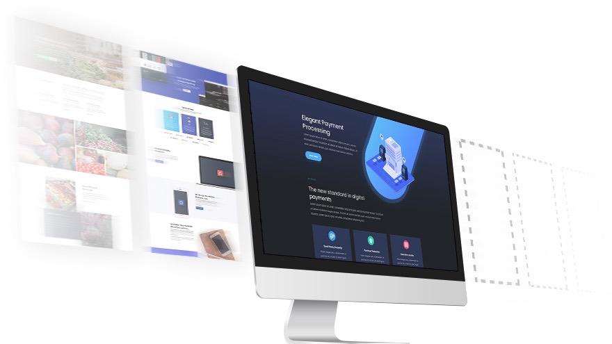 Diseño, desarrollo y automatización de un sitio web