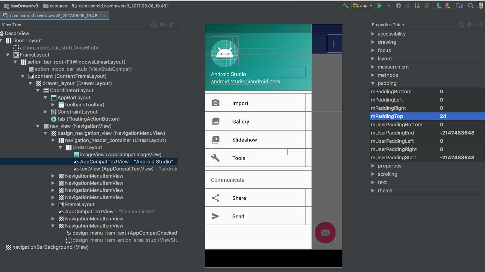 Desarrollador de Aplicaciones Android