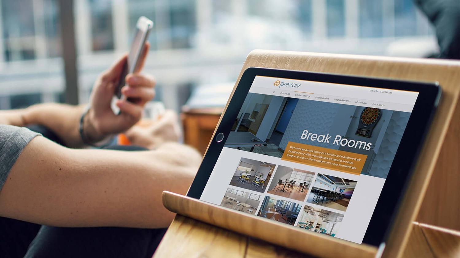 Diseño de pagina web Landing/StartUp Profesional