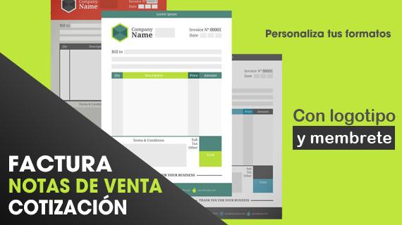 Personalización de formatos ManagementPro
