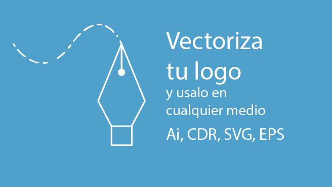 Vectorizado de logotipo