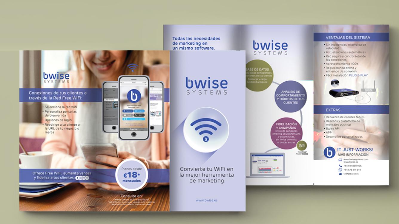 Diseño de brochure básico