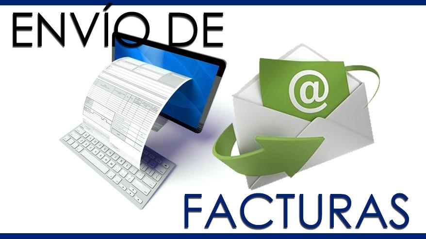 Configuración de envio automático de facturas