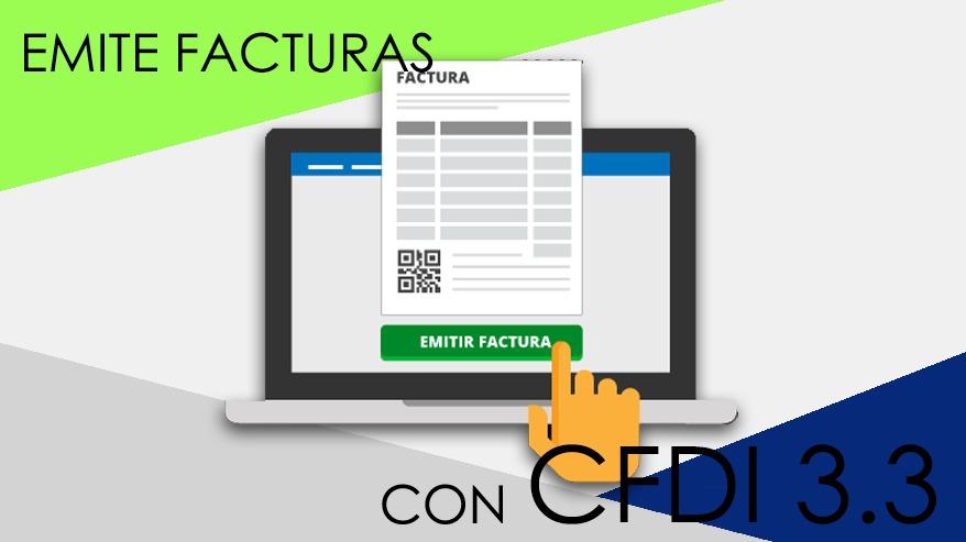 Configurar catálogos para la facturación CFDI 3.3