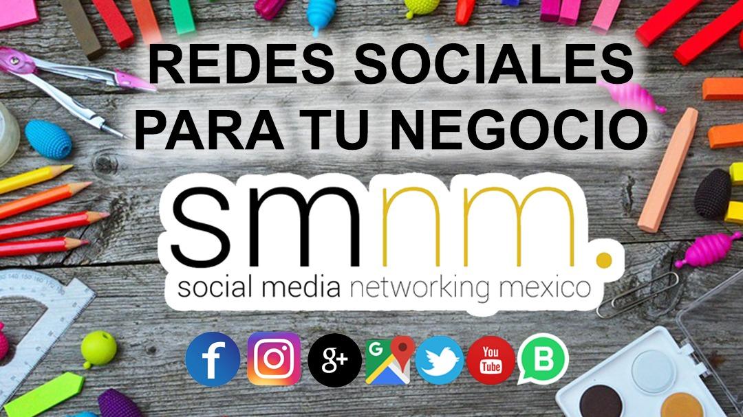 Creamos tus redes sociales