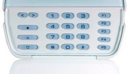 Configuración de sistema de Alarma