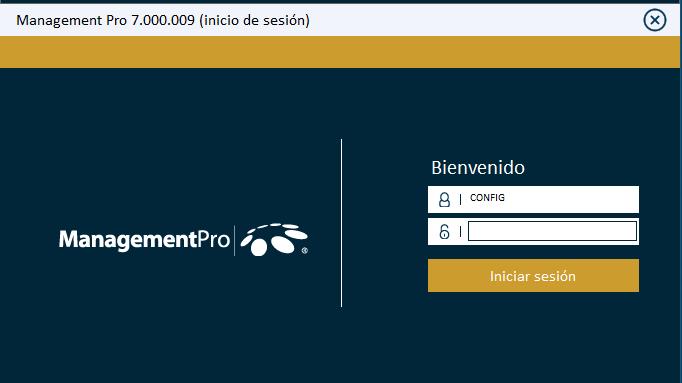 Instalación y configuración ManagementPro