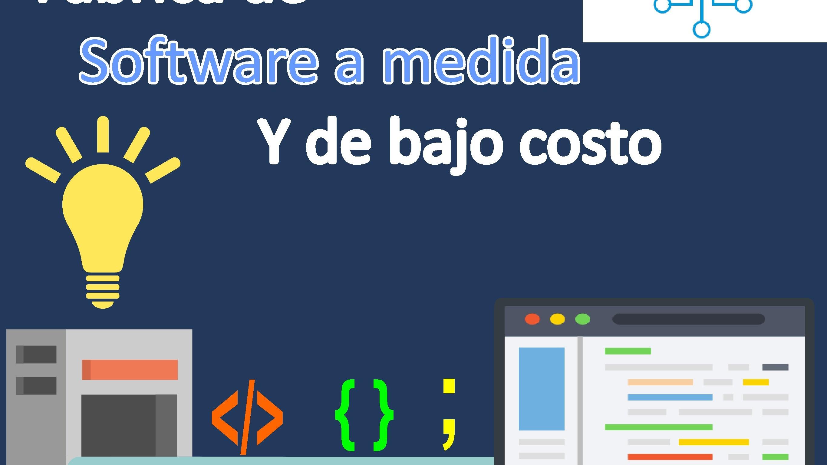 Diseño y Desarrollo de Software (Escritorio, WEB y Móvil)