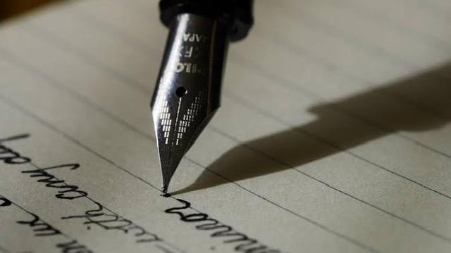 Elaboración de cartas personales