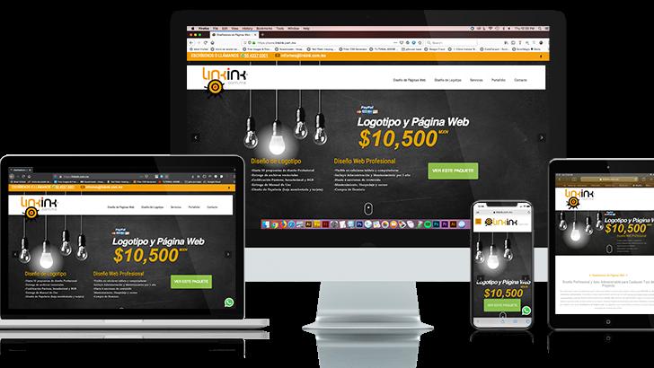 Creación de Sitios Web Profesionales