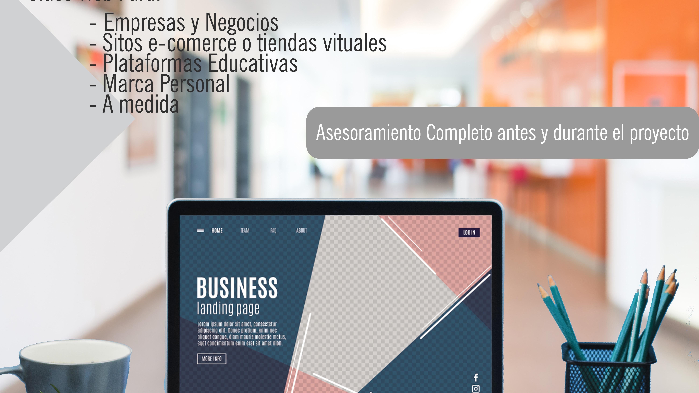 Creación de sitios web económicos