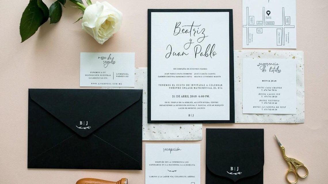 Diseño y Creación de Invitaciones