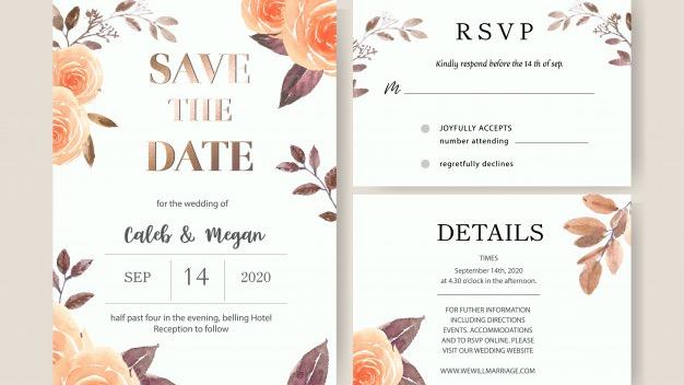 Diseño de Invitaciones Digitales