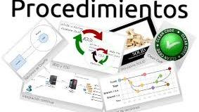 Actualización de formatos y procedimientos