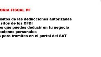 Asesoria fiscal PF