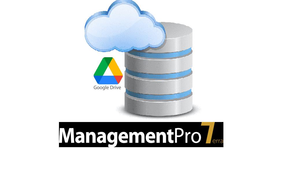 Configuración de restados automáticos en tu nube Google Drive