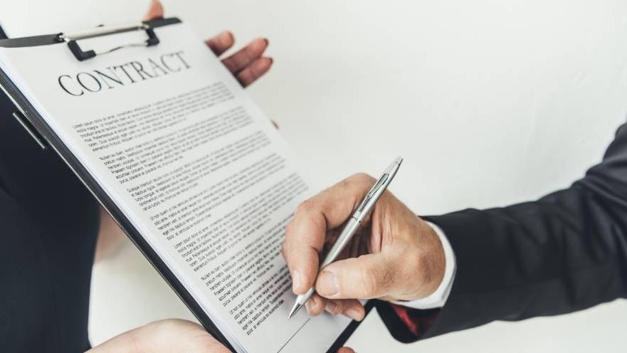 Elaboración de Contratos